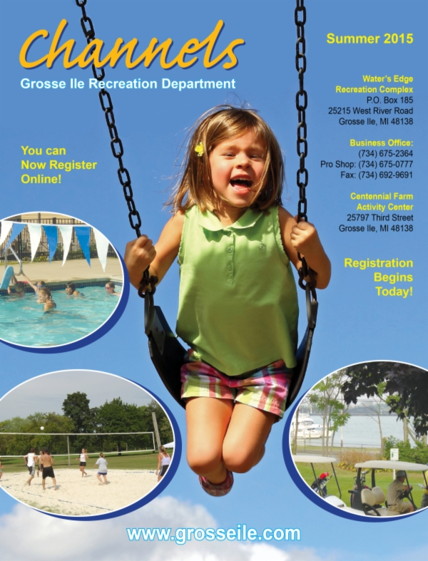GI Channels Summer Cover